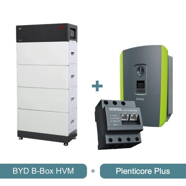 BYD B-BOX HVM + Kostal Plenticore Plus