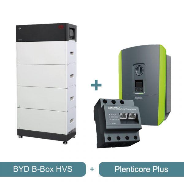 BYD B-Box HVS + Kostal Plenticore Plus