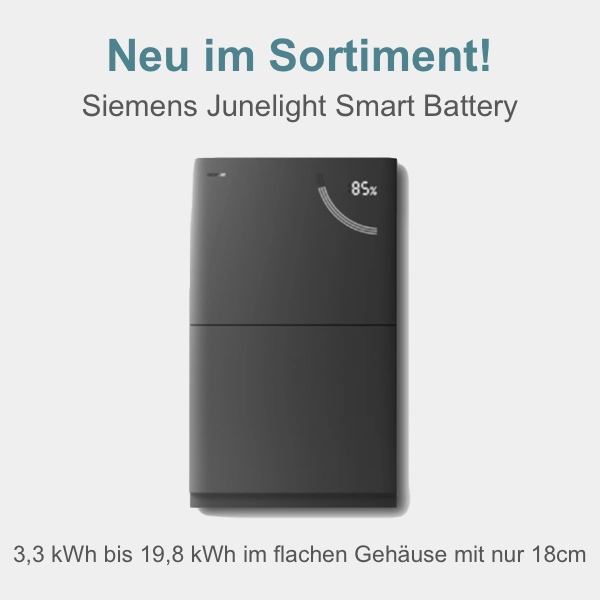Siemens Junelight Smart Battery