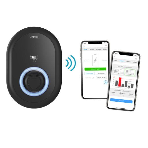 "Vestel Home Smart EVC04 -AC22SW ""price"":""699.00"""