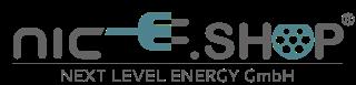 Nic-e Shop – Charging | Energy | Mobility