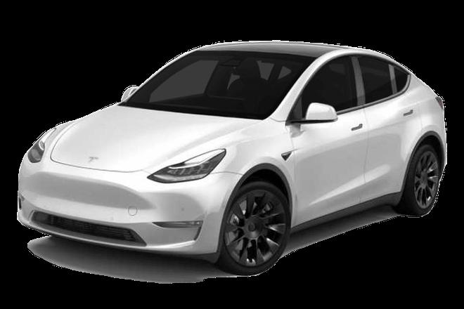 Ladestation und Ladekabel für Tesla Model Y