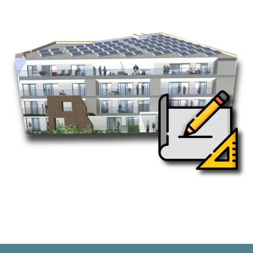 Photovoltaikplanung, Photovoltaikanlage