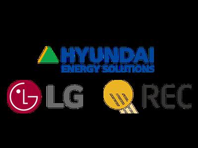 LG REC HYUNDAI Photovoltaikmodule kaufen